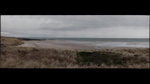 Bamburgh Beach - Test 1