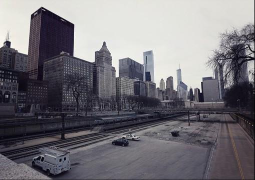 Van Buren St. Metra - Chicago, IL