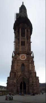 Tour de Cathédrale de Freiburg, 06.03.2013