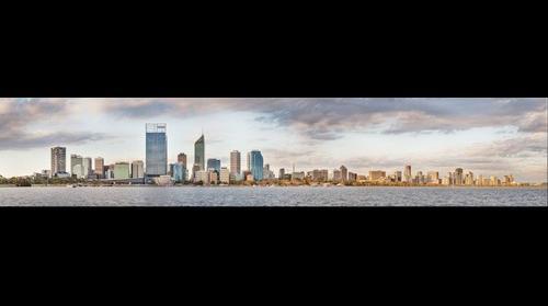 Skyline - Perth, Western Australia