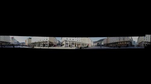 Bergen, City Square 360 degree