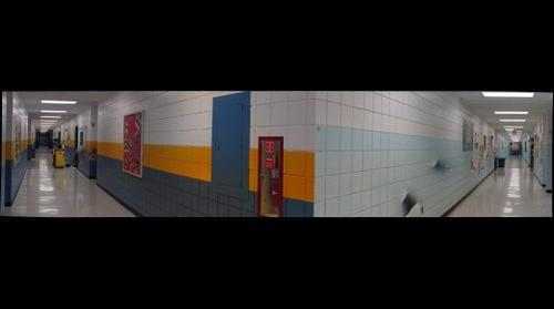 Cornell Hallway