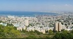 Overlooking the City of Haifa from Mt. Carmel - Haifa, Israel