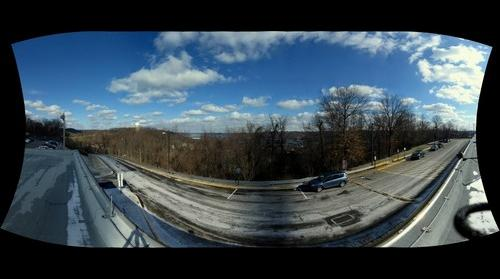 View from Cornell Roof
