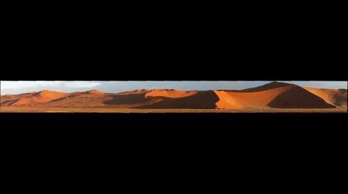 Dunes, Sossuvlei, Namib Desert, Namibia