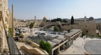 Western Wall (Wailing Wall) complex panorama, Jerusalem