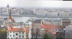 Panorama of Budapest