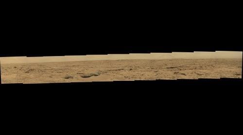 Mars Curiosity Sol 64