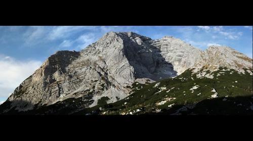 Hochtor (2369m), Ennstaler Alpen, Styria, Austria