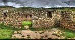 Inca ruins at Tipon