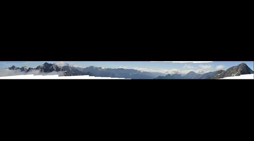 Mala Mojstrovka Top View (Gipfel)