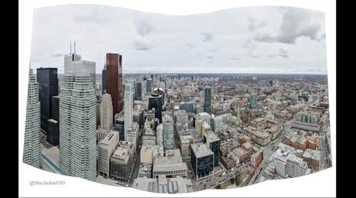 Toronto North Pano