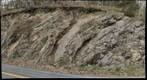 Martinsburg Formation, South Page Valley Road, Page County, Virginia