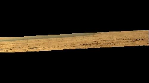 Mars Curiosity Sol 60 Panorama
