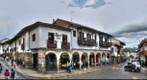 Paddy's Irish Pub and the Portal de Belen, Cusco