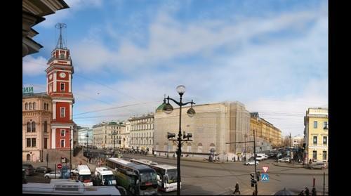 Nevsky Prospect, Duma