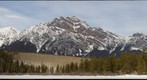 Pyramid Mountain, Jasper National Park