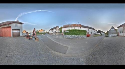 Rodenberg - Dorfstr. - Hohler Weg
