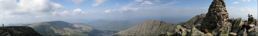 Katahdin Summit Panorama