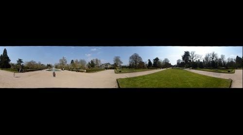 Rouen - Le jardin des plantes