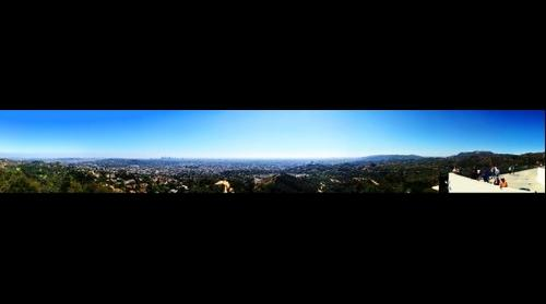 Griffith Observatory (Los Angeles Skyline)
