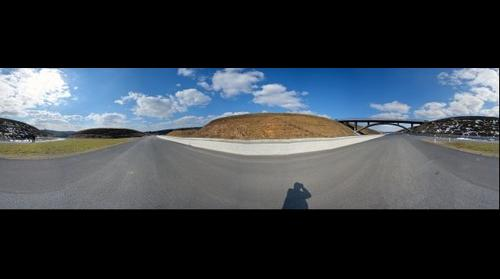 A44 AS Hess.-Lichtenau/West - Germany in 360°