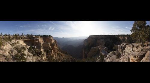 Desert View Drive Overlook