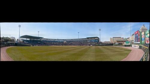 Rochester Red Wings Home Opener