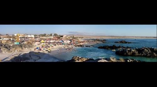 Bahia Inglesa - ATacama - Chile