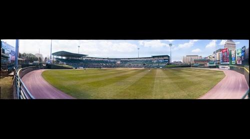Rochester Red Wings vs Buffalo Bisons 4/7/13