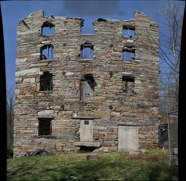 Chapman's Mill, Thoroughfare Gap, Virginia