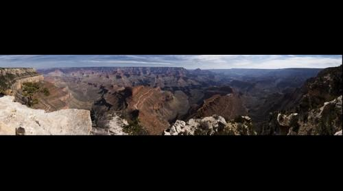 The Grand Canyon from Shoshone Point