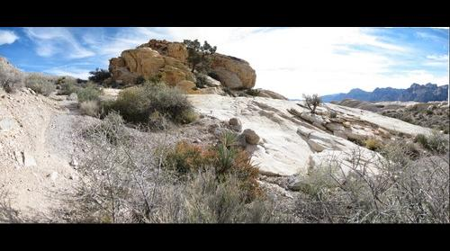 Red Rock Canyon Landscape 01