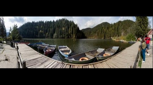Morder-See, Transylvania (Gyilkos-tó, Erdély)