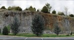 Martinsburg Formation exposed at Staunton, Virginia