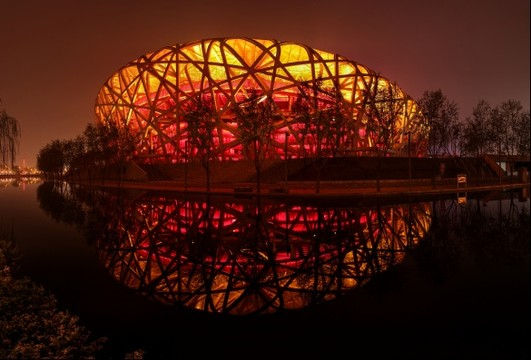 2008 Olympic Bird's Nest