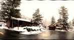 mcgregor mountain lodge 360 in snow