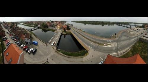 Panorama - Brcko distrikt BiH