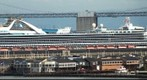San Francisco, CA - Grand Princess Underway