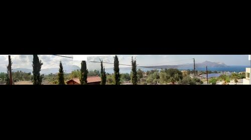 View from Maypole Villa, Crete