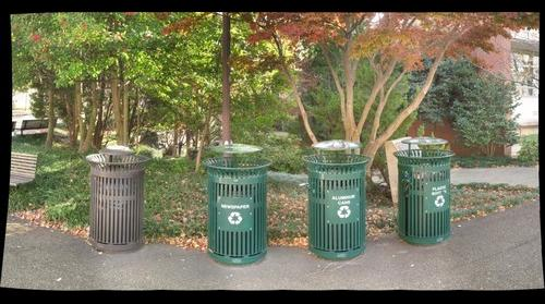 GaTech - Outdoor Bins