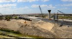 SR826-SR836 Interchange Project, work in the southeast quadrant on April 26, 2013
