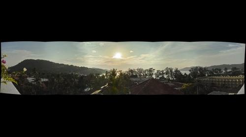 Sunshine in Phuket