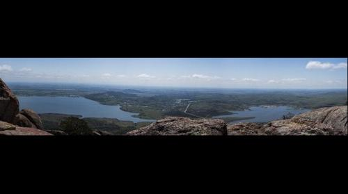 Mt. Scott (Wichita Mountains)
