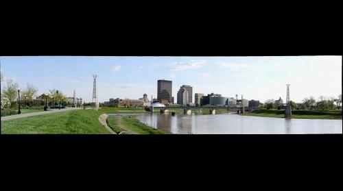 Dayton Ohio Riverfront