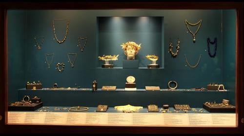 Museum of Anatolian Civilizations Ankara/Turkey