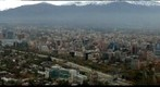 Santiago desde el cerro San Cristobal