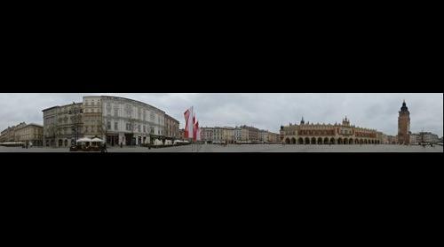 Kraków (Cracovia)- Sukiennice