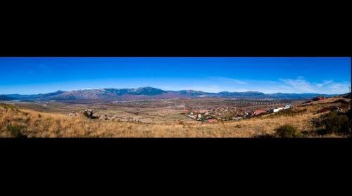 Panorámica de Arroyo del Valle
