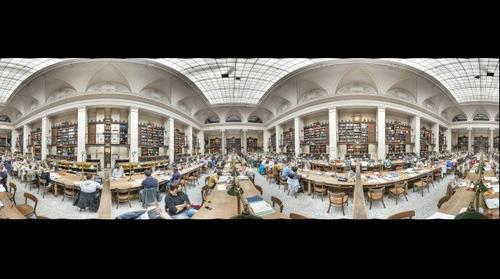 University of Vienna library, Austria / Bibliothek - Universität Wien, Österreich